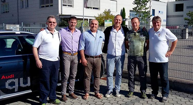 Corso  Omologatore Nazionale Di Slittino - Bolzano - 16 Luglio 2016
