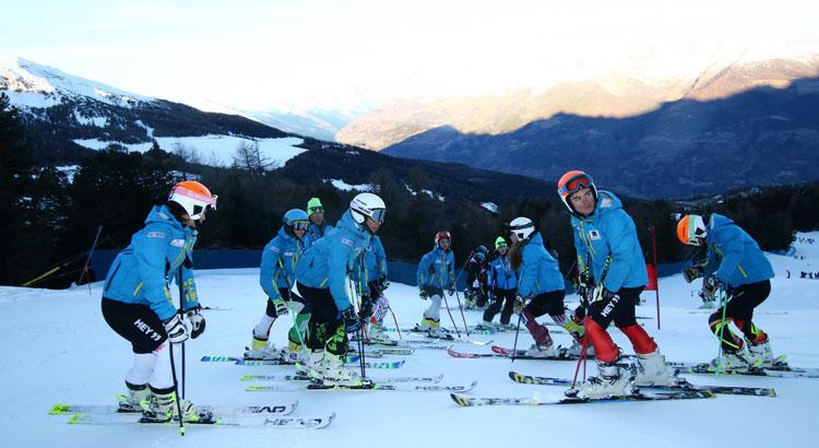 Al via i Campionati Italiani Children di Sci Alpino: segui live le gare su MYFISI