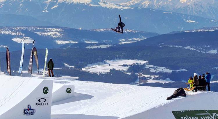 Liviero quarto nello slopestyle di chiusura di Coppa Europa a Corvatsch
