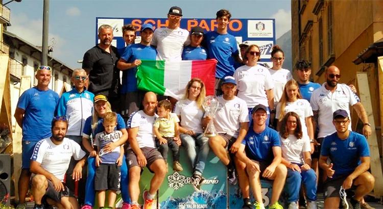 Arrigoni vince il superG di chiusura a Schilpario. Mazzoncini 3a fra le donne. A Gritti la Coppa di slalom, all'Italia la Coppa per Nazioni