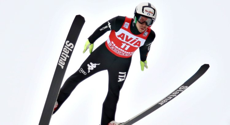 Bresadola e Moroder non passano il taglio al primo turno dall'HS106 dei Mondiali di Oberstdorf. Oro a Zyla davanti a Geiger e Lanisek