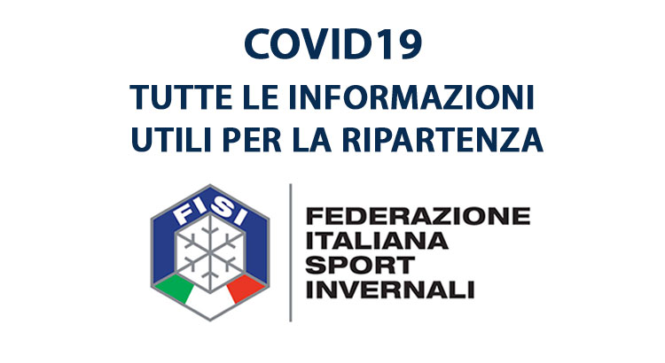 COVID19 - TUTTE LE INFORMAZIONI UTILI PER LA RIPARTENZA