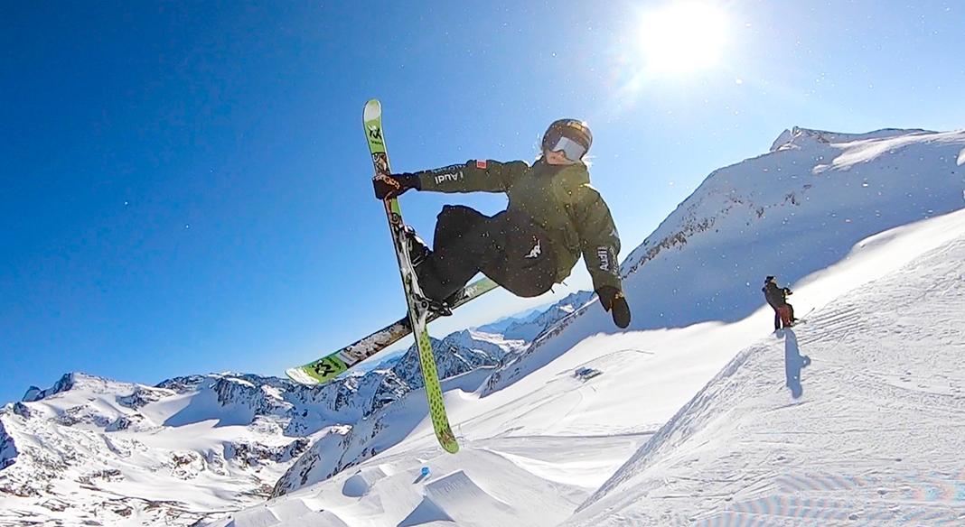 Lo slopestyle di Coppa del mondo sulle nevi di Saas Fee dal 23 al 27 ottobre