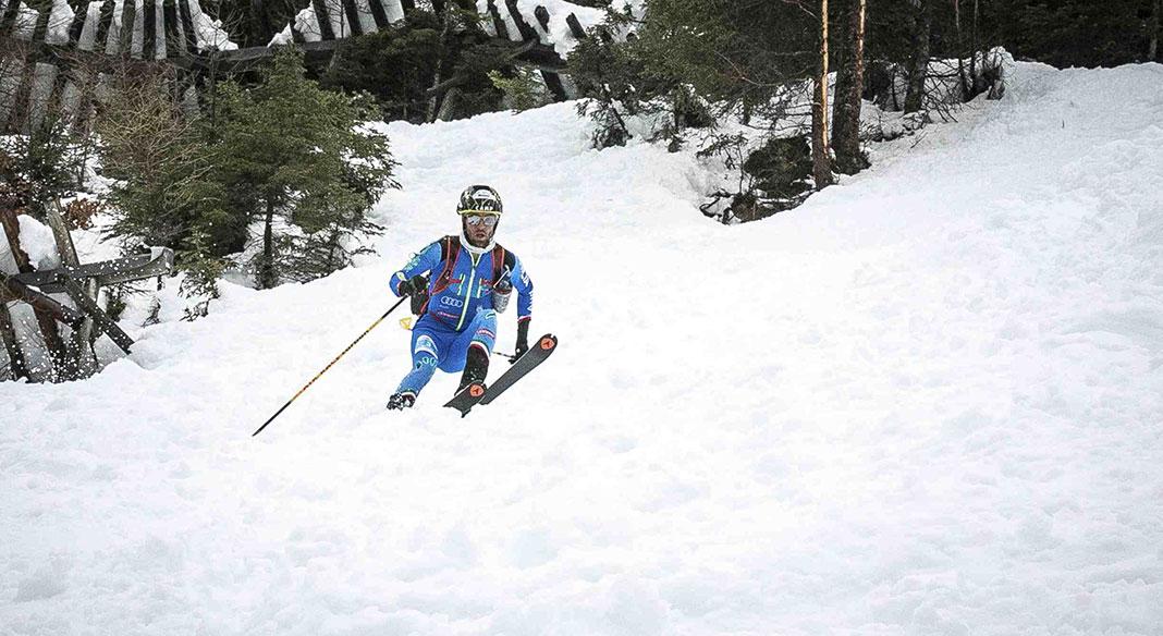 I migliori azzurri al via dell'Adamello Ski Raid di sabato 10 aprile