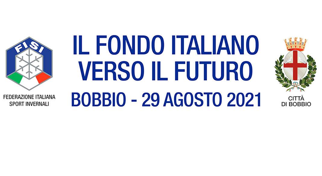 """Iscrizione al convegno """"Lo sci di fondo italiano verso il futuro"""" di domenica 29 agosto a Bobbio"""