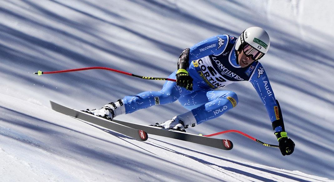 Janutin e Ritchie al comando dopo la prima manche dello slalom di Bansko. Saccardi 11/o