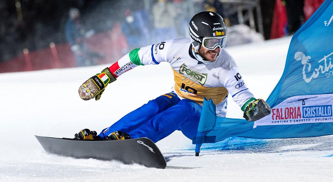 Lo snowboard parallelo di Coppa del mondo al Passo dello Stelvio dal 18 al 21 ottobre