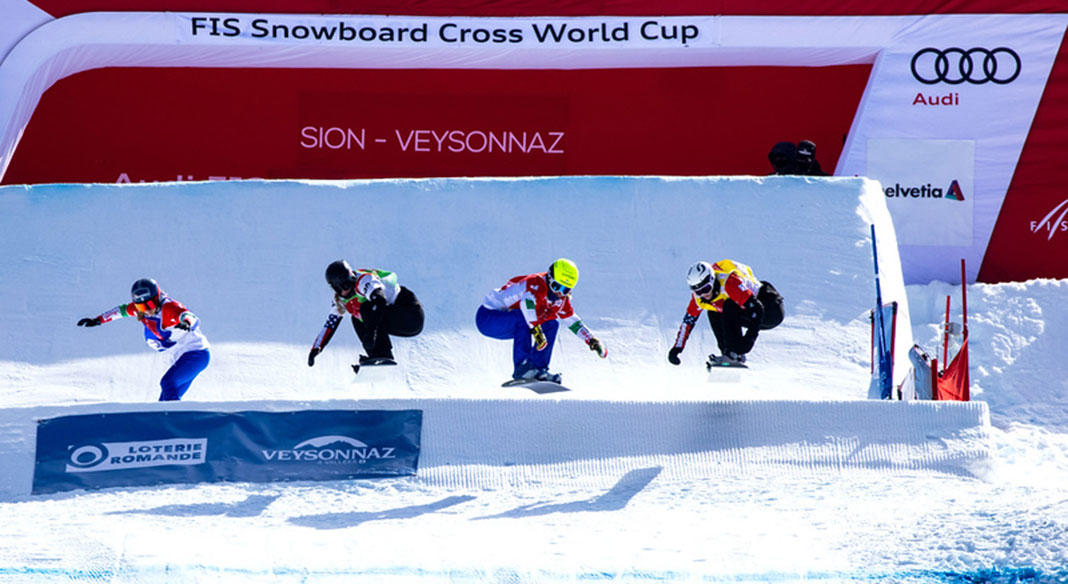 La composizione delle squadre Osservati di snowboard per la stagione 2021/22