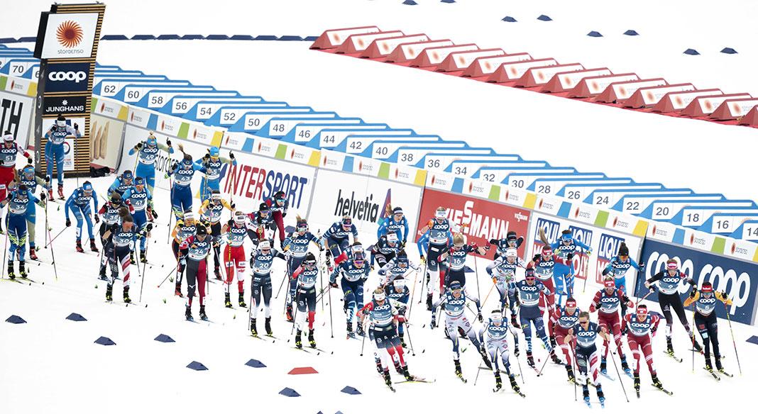 Il programma delle gare settimanali: sci alpino fra Jasna e Saalbach, lo ski-alp in Andorra. Moioli in Georgia