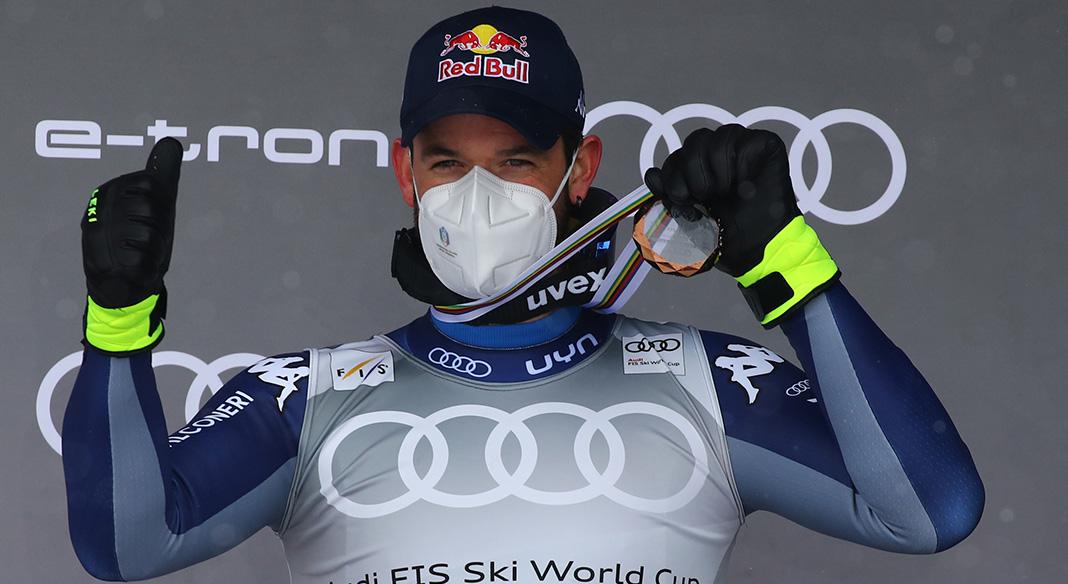 Velocità maschile e slalomiste per una settimana a Formia. Ci sono anche Bosca, Schieder e Prast