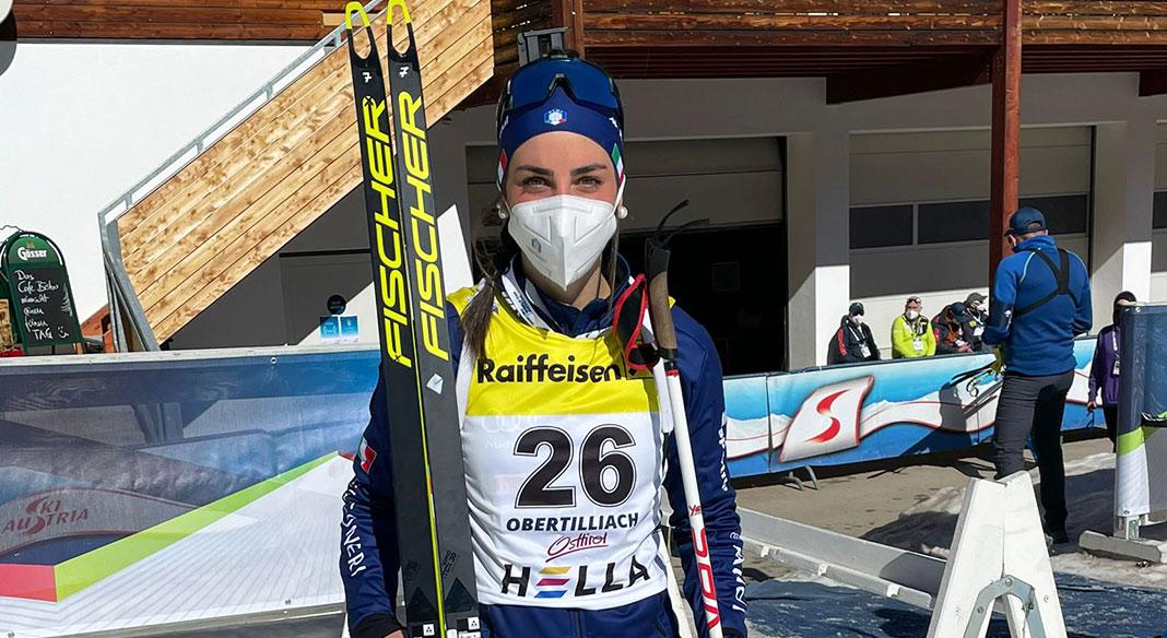 Hofer al terzo titolo italiano nella mass start maschile dei Campionati Italiani in Val Martello. Passler sorprende Vittozzi e Wierer fra le donne