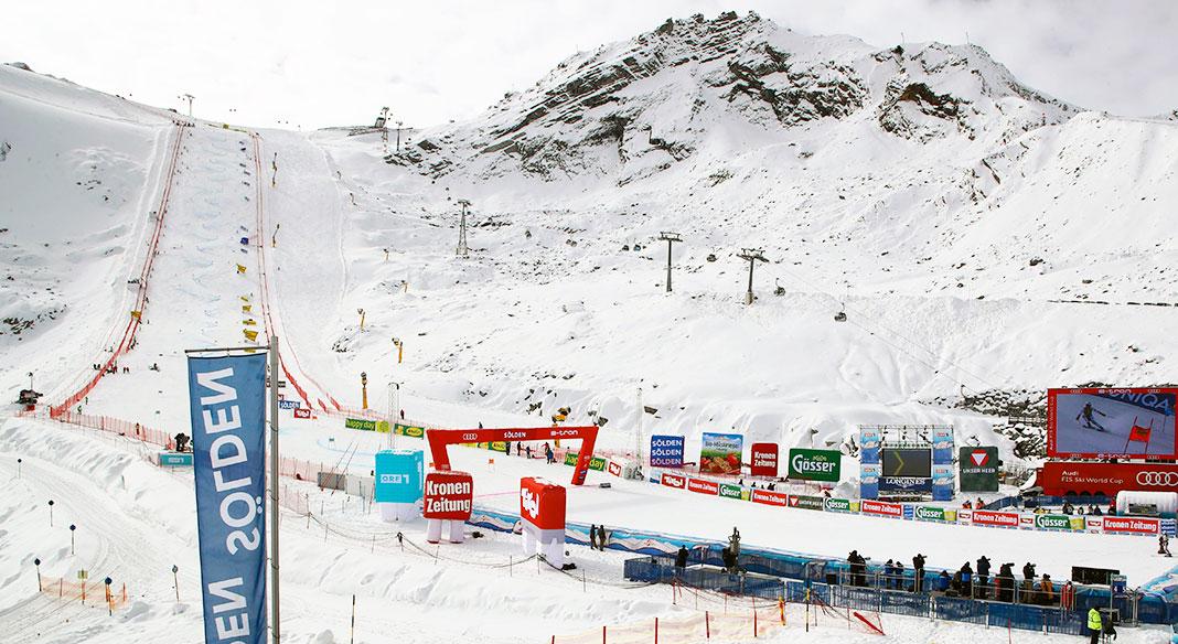 Il programma delle gare settimanali: sci alpino, snowboard e freestyle aprono la Cdm
