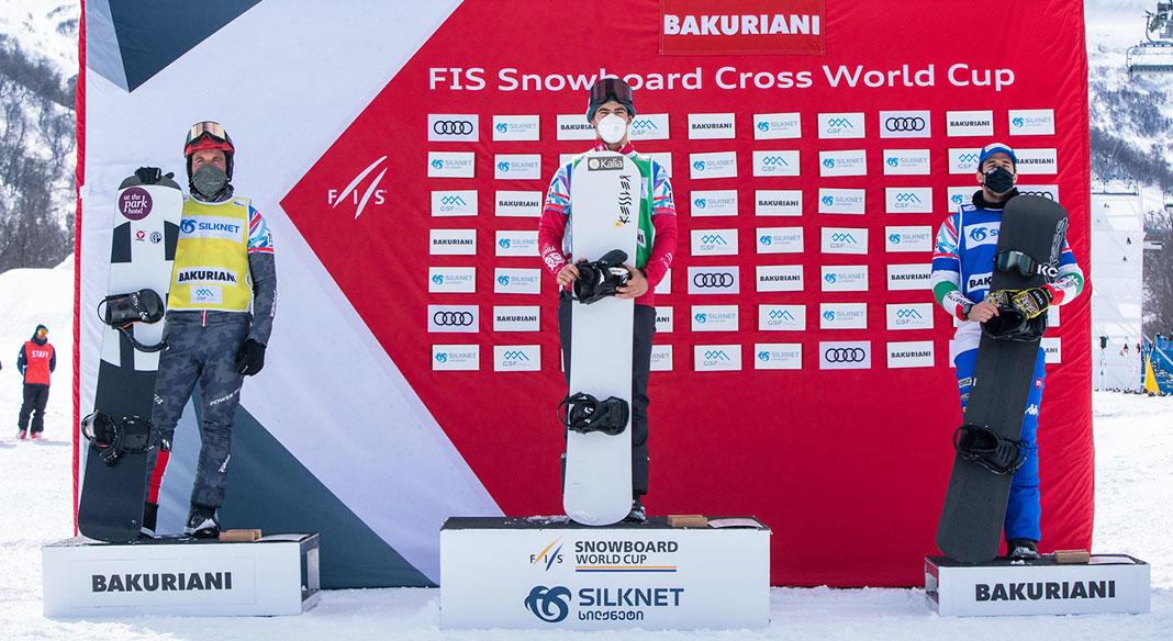Moioli quarta in gara 1 a Bakuriani, vince Samkova che torna in vetta alla generale. Sommariva è terzo fra gli uomini