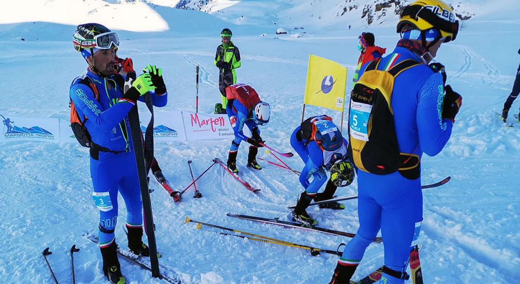 I convocati per i Campionati del mondo di sci alpinismo di Andorra, 28 febbraio - 7 marzo