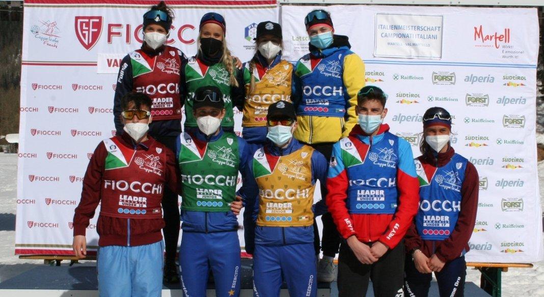 Coppa Italia Fiocchi, tutti i vincitori della stagione appena conclusa