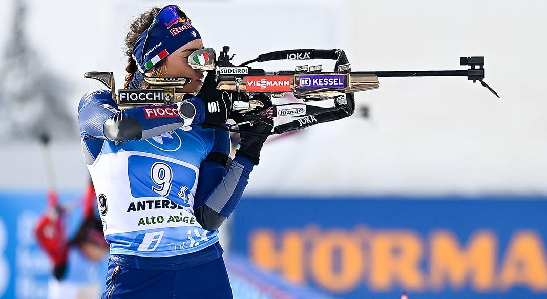 """Dorothea Wierer testimonial del """"Biathlon Climate Challenge"""", la nuova campagna dell'IBU"""