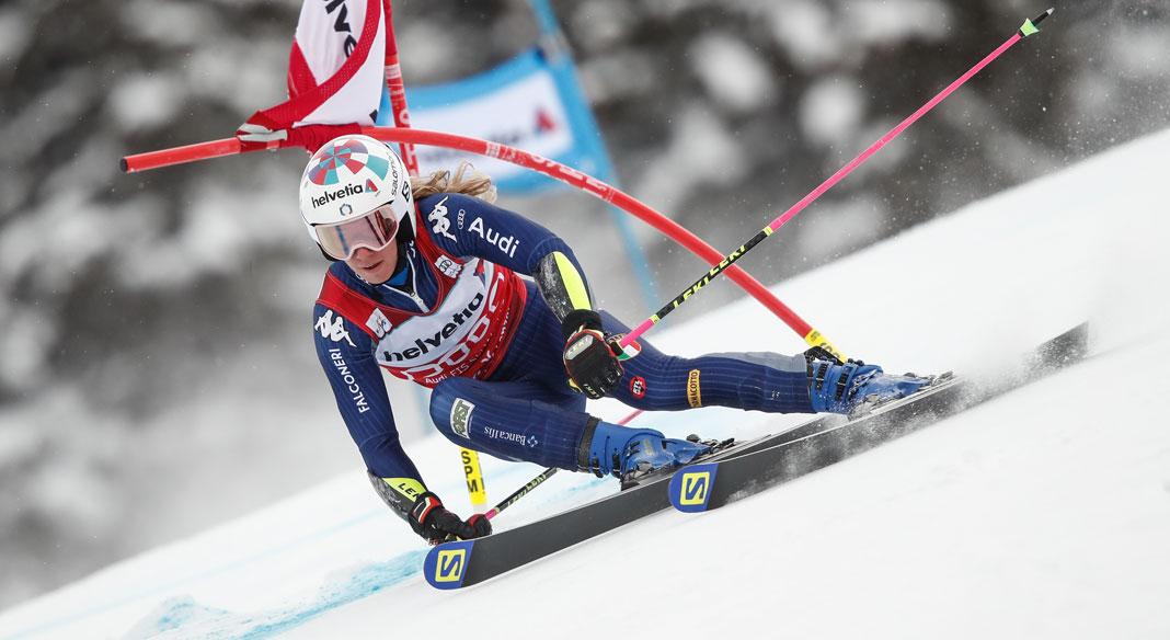 Sofia Goggia e Marta Bassino saranno a Les Deux Alpes per una settimana sugli sci