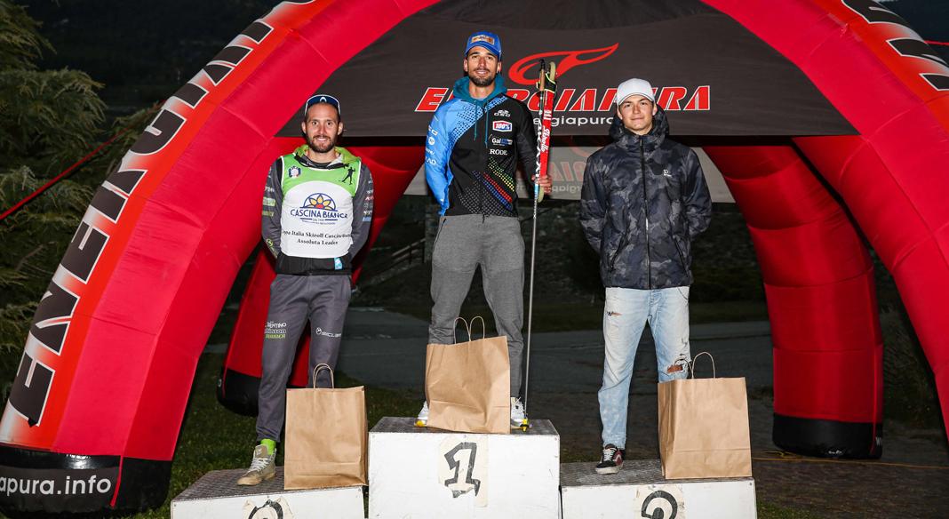 Matteo Tanel vince la Coppa Italia Cascina Bianca 2021 nella tappa di Rapy-Verrais