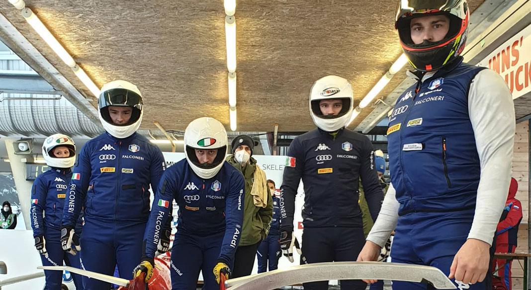 Oioli convoca otto azzurri per una settimana di preparazione atletica a Mondovì