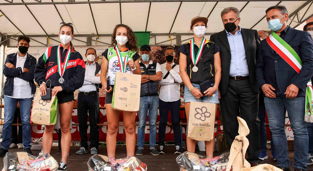 Sordello e Galassi campioni: assegnati a Boscochiesanuova i titoli italiani TC in salita