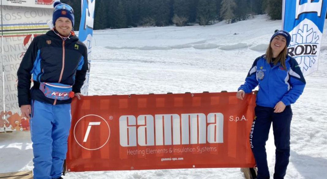 Classifiche generali finali circuito Coppa Italia Gamma