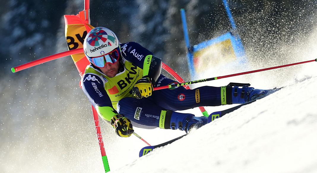 Velocisti e slalomgigantisti allo Zoncolan per tre giorni sugli sci