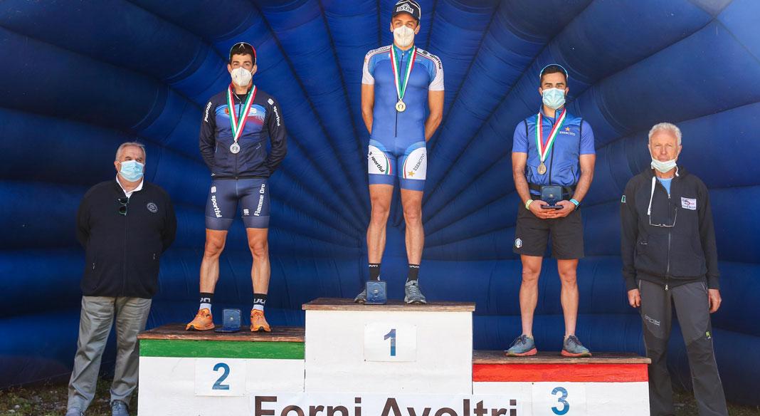 De Fabiani e Ganz campioni italiani estivi nelle gare individuali di Forni Avoltri