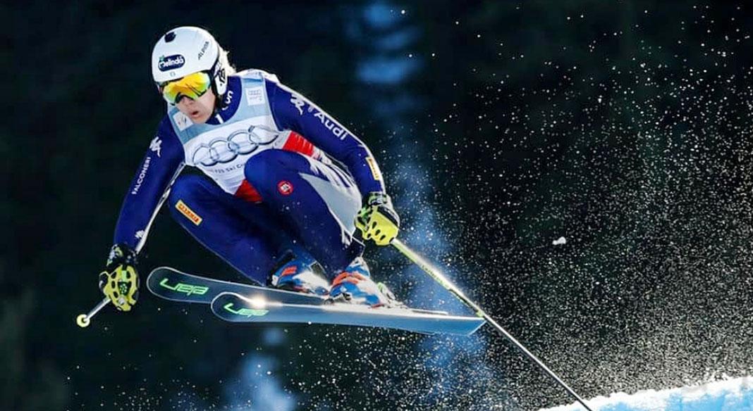Gunsch e Deromedis sul podio nello skicross di Coppa Europa a San Pellegrino
