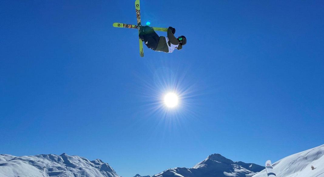 Tabanelli di bronzo nel freeski Big Air ai Mondiali jr di Krasnoyarsk
