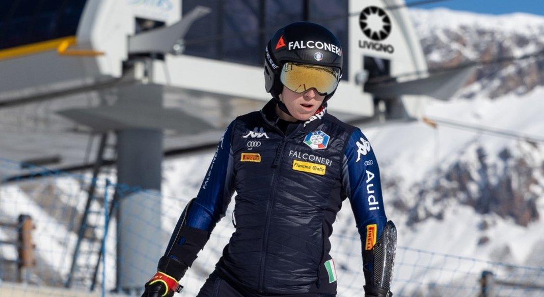 Goggia e Bassino in partenza per Livigno: corposo stage sulla neve per le due campionesse azzurre