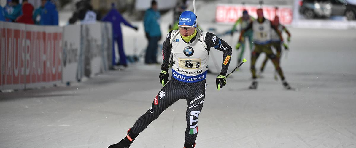 Germania precisa e vincente nella staffetta maschile di Nove Mesto, Italia settima