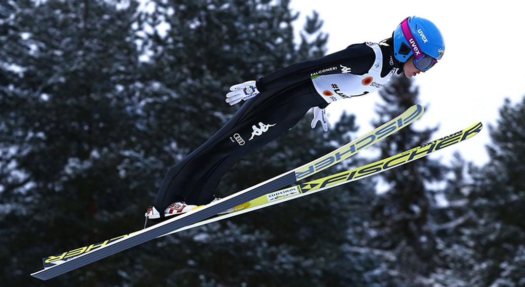 I risultati degli azzurri nelle gare di salto a Villach e Oslo. Lara Malsiner protagonista in Austria