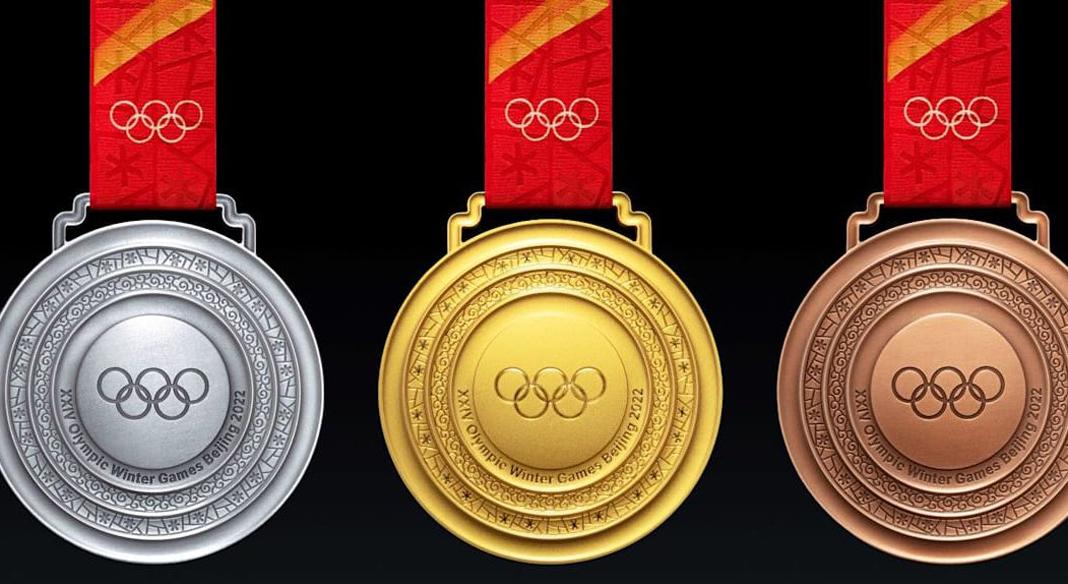 100 giorni alle Olimpiadi di Pechino 2022: ecco le medaglie