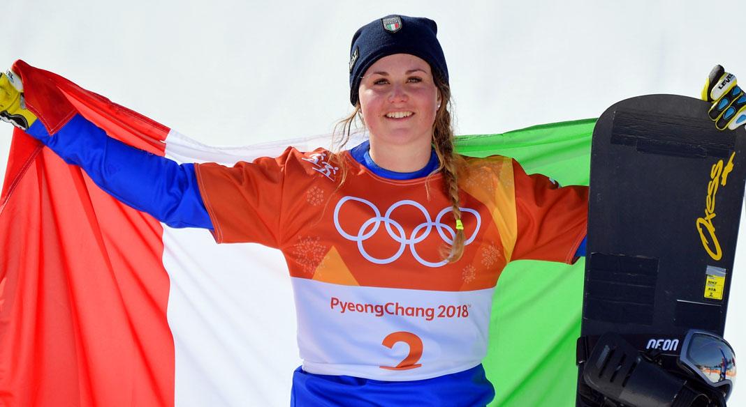 """Goggia: """"Onorata ed emozionata di rappresentare gli italiani"""". Moioli: """"Un segno importante per lo snowboard"""""""