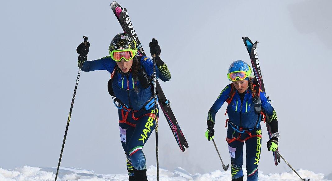 Murada/Compagnoni regine dell'Adamello Ski Raid femminile, Nicolini/Prandi quarti fra gli uomini