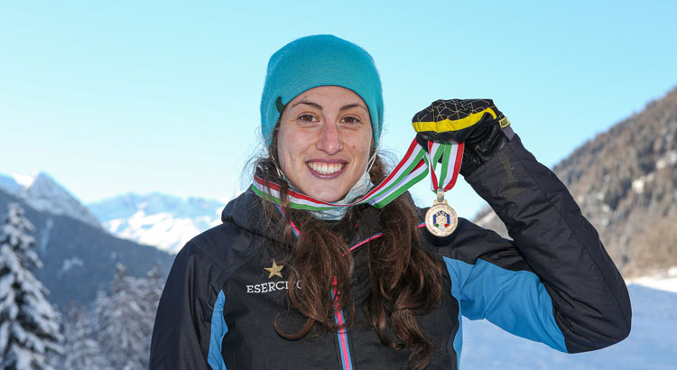 Cinque medaglie per l'Italia nella Vertical dei Mondiali di La Massana. Titoli per Murada, Bertolina e Guichardaz