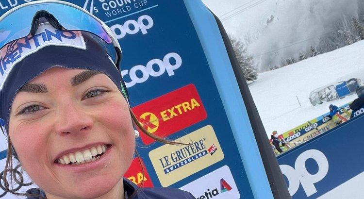 Johaug domina come previsto la 10 km femminile di Oberstdorf, ottima Franchi: è 16sima