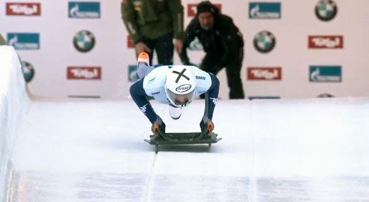Bagnis argento nei Campionati Europei juniores di Igls: è la seconda medaglia azzurra
