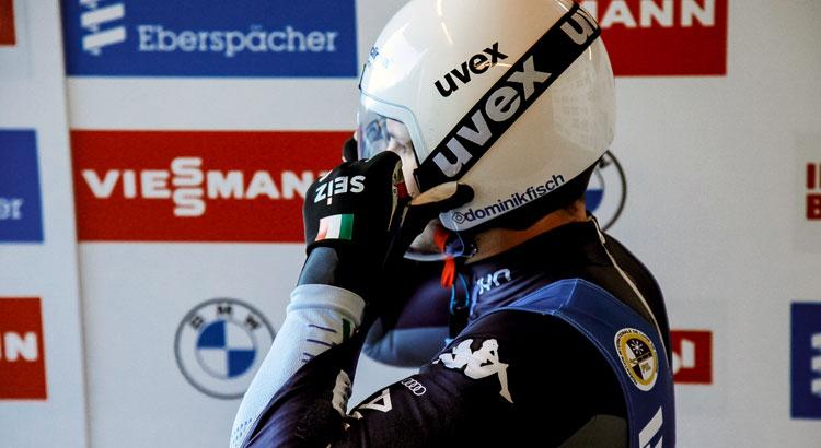 Dominik Fischnaller fuori nella 1a manche, Repilov batte Loch ed è campione del mondo a Koenigssee