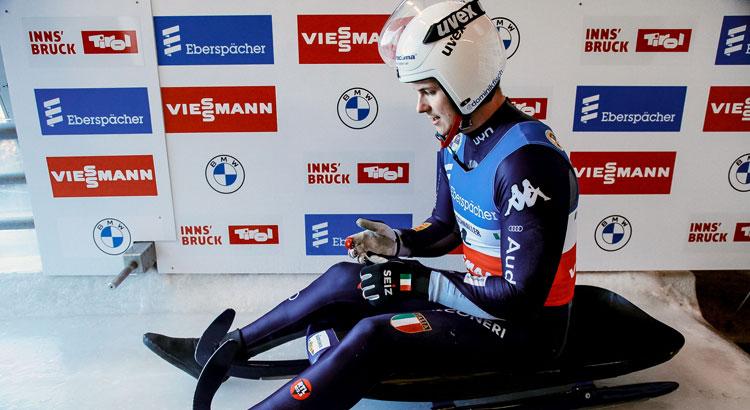 Nico Gleirscher campione mondiale sprint a Koenigssee. Quinto Dominik Fischnaller. Rieder/Kainzwaldner settimi nel doppio