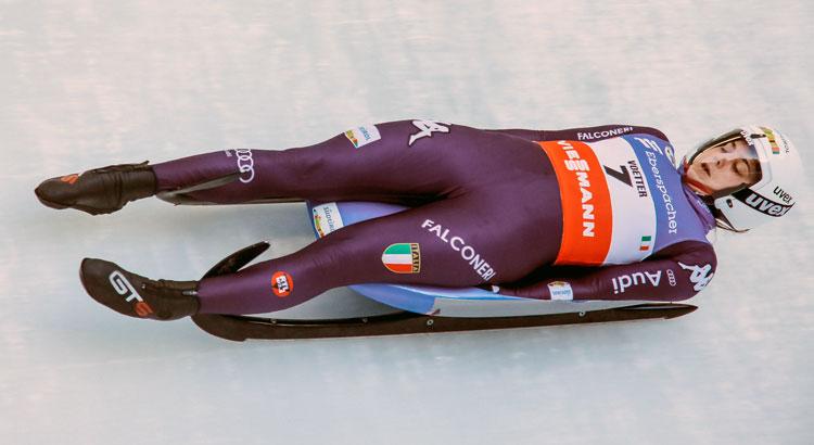 Voetter recupera a Oberhof e alla fine è ottava. Geisenberger rompe il ghiaccio dopo otto secondi posti di fila