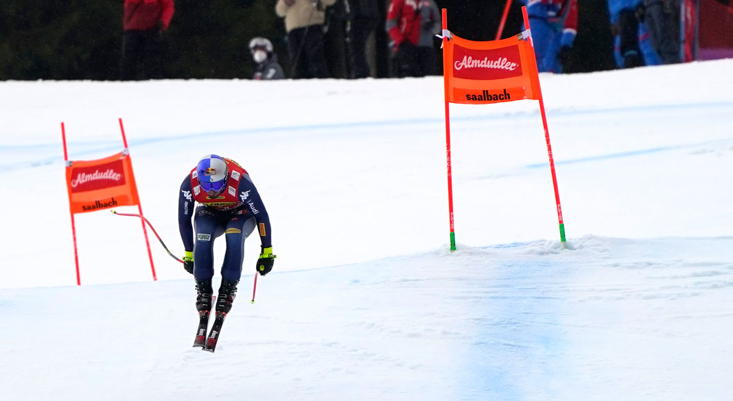 I gruppi 1 e 2 di Coppa del mondo di discipline veloci in Val Senales dal 12 al 15 ottobre