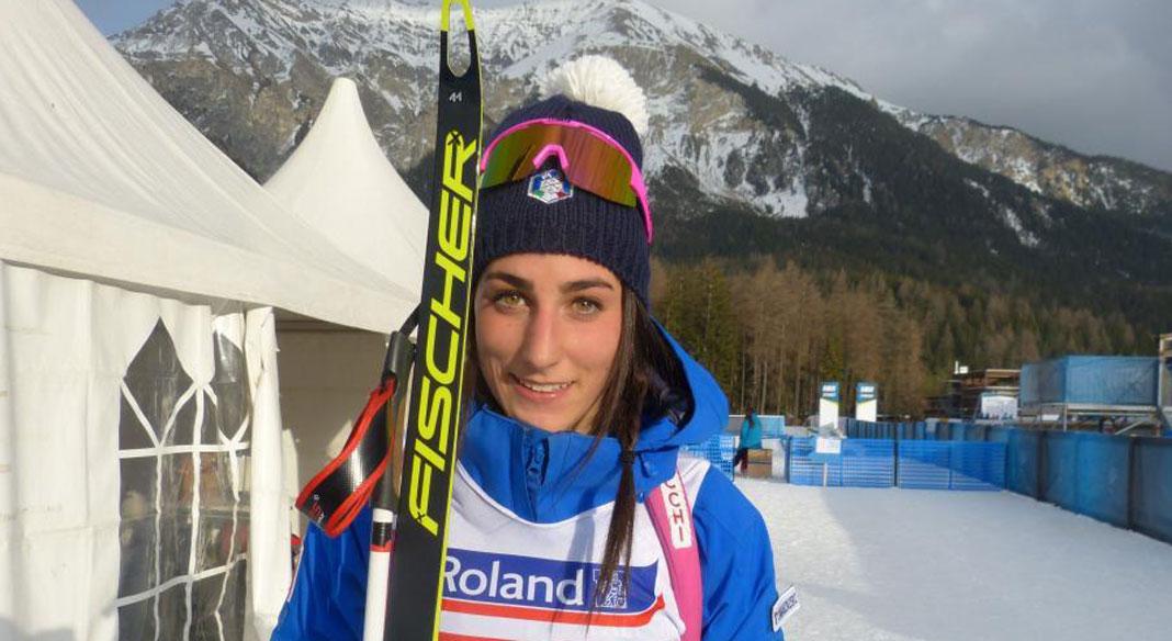 Passler è bronzo nella pursuit dei Mondiali junior di Obertilliach. Zingerle 12simo fra gli uomini