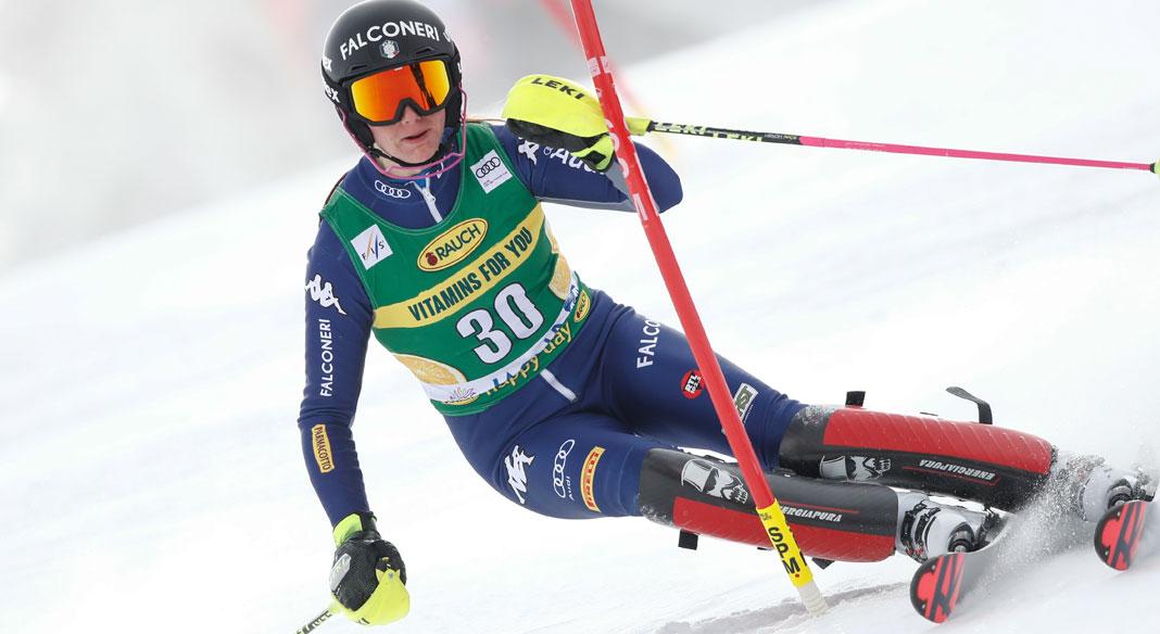 Slalomiste a Formia per una settimana di atletica. Per due settimane gli Osservati maschi e femmine