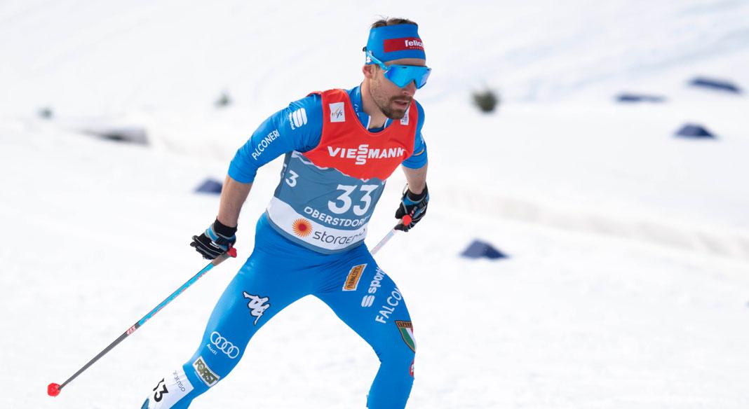Italia settima nella staffetta maschile ai Mondiali di Oberstdorf. Oro alla Norvegia