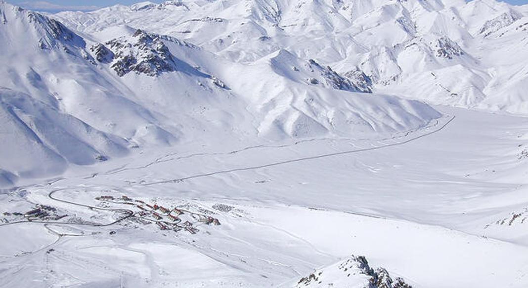 Squadra C maschile di sci alpino in allenamento sulle piste austriache di Pitztal