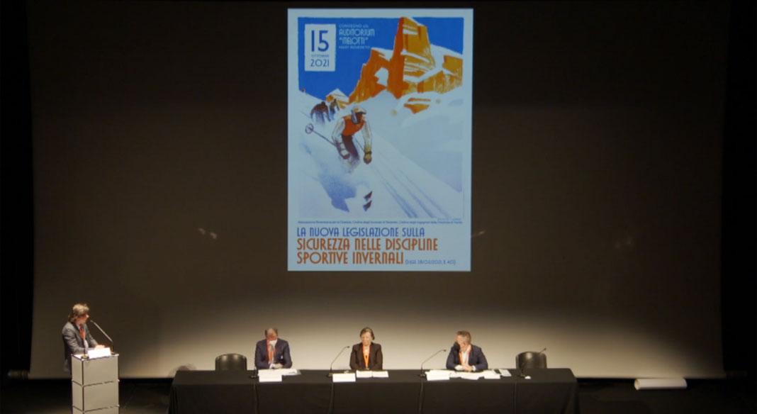 Al MART di Rovereto il Convegno sulla nuova legislazione sulla sicurezza. Roda:
