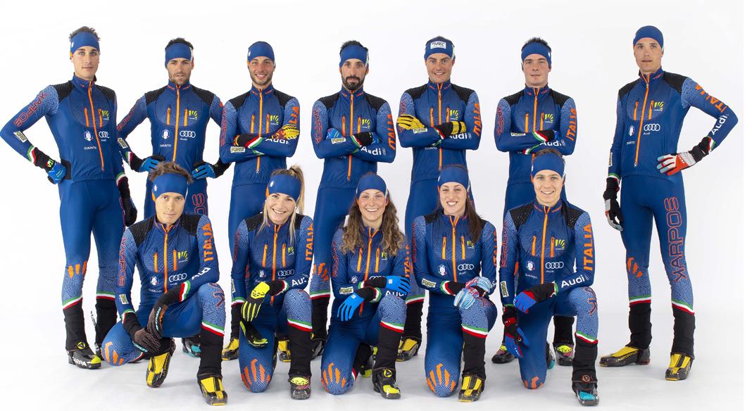 La composizione delle squadre di sci alpinismo per la stagione 2021/22